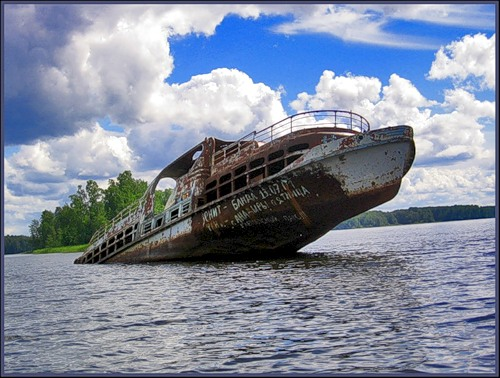 аренда лодок синево вуокса